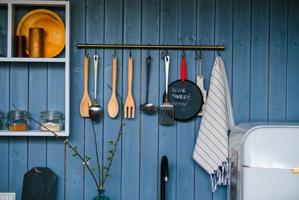Kleine Küche, grosse Wirkung