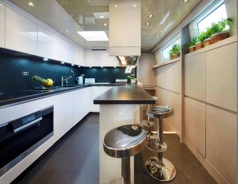 Schiffsdesign SL 108 - Küche 2