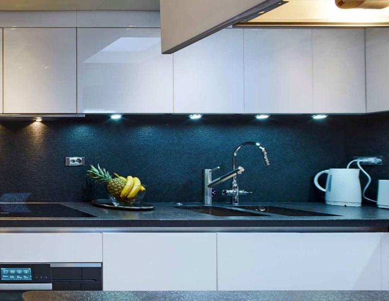 Schiffsdesign SL 108 - Küche
