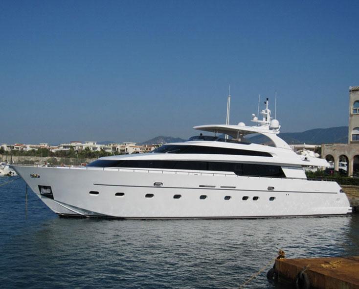 Schiffsdesign Yacht SL 88
