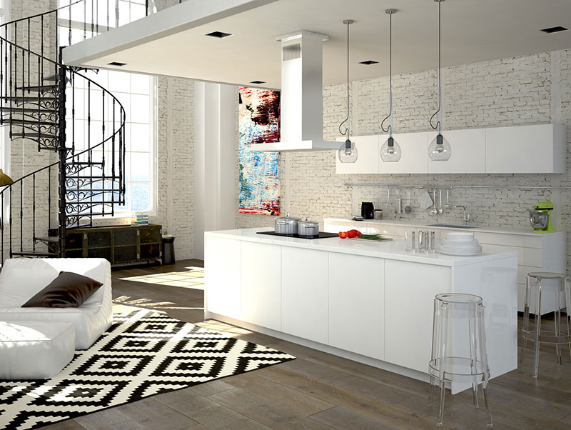 Wohnideen für Küche und Esszimmer